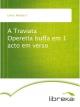 A Traviata Operetta buffa em 1 acto em verso - Nicolau T. Leroy