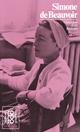 Simone de Beauvoir - Christiane Zehl Romero