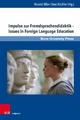 Impulse zur Fremdsprachendidaktik - Issues in Foreign Language Education - Roland Ißler;  Uwe Küchler