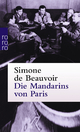 Die Mandarins von Paris - Simone de Beauvoir