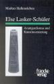 Else Lasker-Schüler - Markus Hallensleben