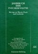Jahrbuch der Psychoanalyse / Band 44 - Friedrich-Wilhelm Eickhoff; Claudia Frank; Helmut Hinz; Ludger M. Hermanns;  Beland; Ilse Grubrich-Simitis; Albrecht Kuchenbuch; Edeltrud Meistermann-Seeger; Horst-Eberhard Richter