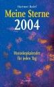Meine Sterne Tag für Tag 2002 - Hartmut Radel