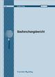 Geometrische Ersatzimperfektionen für Verbundstützen, die in die Knickspannungslinien b und c eingestuft sind. Schlußbericht. - J. Lindner