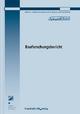 Qualitätssicherung klebebasierter Verbindungstechnik für Luftdichtheitsschichten. - Gerd Hauser; Rolf Gross; Anton Maas