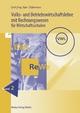Volks- und Betriebswirtschaftslehre mit Rechnungswesen für Wirtschaftsschulen - Hermann Speth; Hartmut Hug; Alfons Kaier; Gernot Hartmann; Hans-Jürgen Hahn; Friedrich Härter; Aloys Waltermann
