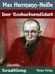 Der Todeskandidat - Max Herrmann-Neiße