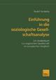 Einführung in die soziologische Gesellschaftsanalyse - Rudolf Andorka