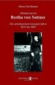 Abenteurerin Bertha von Suttner - Maria Enichlmair