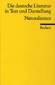 Die deutsche Literatur. Ein Abriss in Text und Darstellung - Walter Schmähling