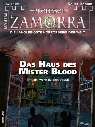 Professor Zamorra 1223 - Horror-Serie - Simon Borner
