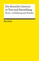 Die deutsche Literatur. Ein Abriss in Text und Darstellung - Otto F. Best