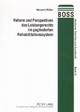 Reform und Perspektiven des Leistungsrechts im gegliederten Rehabilitationssystem - Manuela Müller