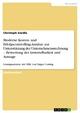 Moderne Kosten- und Erfolgscontrolling-Ansätze zur Unterstützung der Unternehmensrechnung - Bewertung der Anwendbarkeit und Aussage - Christoph Gardlo