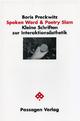 Spoken Word & Poetry Slam - Boris Preckwitz