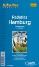 Radatlas Hamburg - Esterbauer Verlag