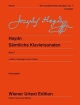 Sämtliche Klaviersonaten. Bd.1 - Joseph Haydn; Christa Landon; Robert D. Levin