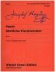 Sämtliche Klaviersonaten. Bd.2 - Joseph Haydn; Christa Landon; Robert D. Levin