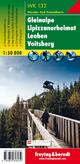 WK 132 Gleinalpe - Lipizzanerheimat - Leoben - Voitsberg, Wanderkarte 1:50.000 - Freytag-Berndt und Artaria KG