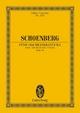 Fünf Orchesterstücke - Arnold Schönberg
