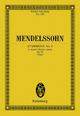 Sinfonie Nr. 4 A-Dur - Felix Mendelssohn Bartholdy; Boris von Haken