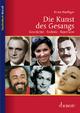 Die Kunst des Gesangs - Ernst Haefliger