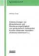 Untersuchungen zur Stresstoleranz und Überdauerungsfähigkeit von gentechnisch veränderten Fructan bildenden Kartoffeln (Solanum tuberosum L.) - Gabriele Knipp