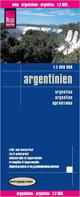 Reise Know-How Landkarte Argentinien (1:2.000.000) - Reise Know-How Verlag Reise Know-How Verlag Peter Rump