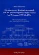 Ein endogenes Konjunkturmodell für die Bundesrepublik Deutschland im Zeitraum 1975 bis 1994. Theoretische Ansätze und empirische Überprüfung (Schriftenreihe Volkswirtschaftliche Forschungsergebnisse)