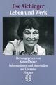 Ilse Aichinger - Samuel Moser