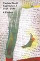 Tagebücher 3 - Virginia Woolf; Klaus Reichert