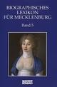 Biographisches Lexikon für Mecklenburg Band 5 - Andreas Röpcke
