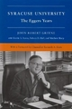 Syracuse University, Vol. V - John Robert Greene