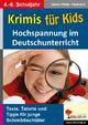 Krimis für Kids - Hans-Peter Tiemann