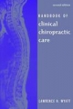 Handbook of Clinical Chiropractic Care