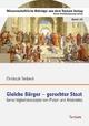 Gleiche Bürger – gerechter Staat - Christoph Simbeck