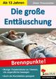 Die große Enttäuschung - Dieter Thomamüller