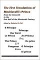 The First Translations of Machiavelli's Prince - Roberto De Pol