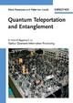 Quantum Teleportation and Entanglement - Akira Furusawa; Peter van Loock