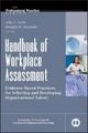 Handbook of Workplace Assessment - John C. Scott; Douglas H. Reynolds