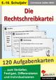 Die Rechtschreibkartei - Christiane Vatter-Wittl