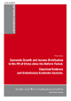 Economic Growth and Income Distribution in the PR of China since the Reform Period - Philipp Mayer