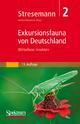 Stresemann - Exkursionsfauna von Deutschland, Band 2: Wirbellose: Insekten - Erwin Stresemann; Bernhard Klausnitzer