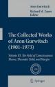 Collected Works of Aron Gurwitsch (1901-1973) - Aron Gurwitsch; Richard M Zaner