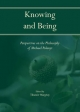 Knowing and Being - Tihamer Margitay