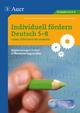 Individuell fördern Deutsch 5-8 Lesen: Differenzierte Lesetests - K. Schlamp; I. Hoffmann; F. Schlamp-Diekmann