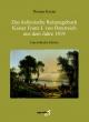 Das italienische Reisetagebuch Kaiser Franz I. von Österreich aus dem Jahre 1819 - Thomas Kuster