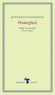 Finderglück - Johannes Saltzwedel; Anne Hamilton
