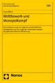 Wettbewerb und Monopolkampf - Franz Böhm +