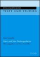 Kant und der Gottesgedanke - Ernst Horneffer